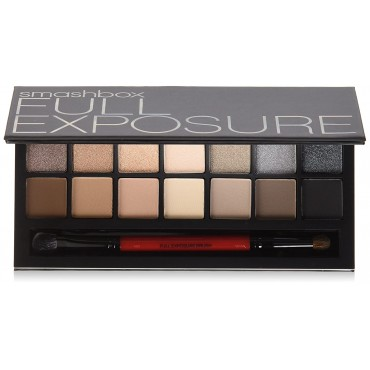 Full exposure eyeshadow...
