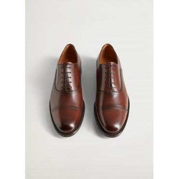 Stitched-leather-oxford-shoes