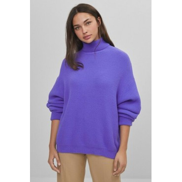Womens-Purple-Turtleneck-Sweater-93026169