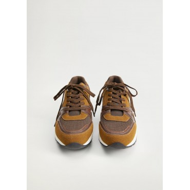 Mixed-leather-sneakers