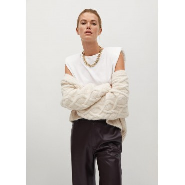 Faux-leather-culotte-trousers