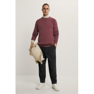 DOUBLE-KNIT-SWEATER