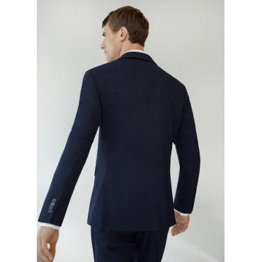 Slim-fit-suit-blazer