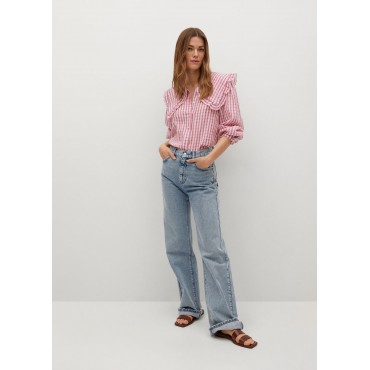 Cotton-shirt-with-baby-collar