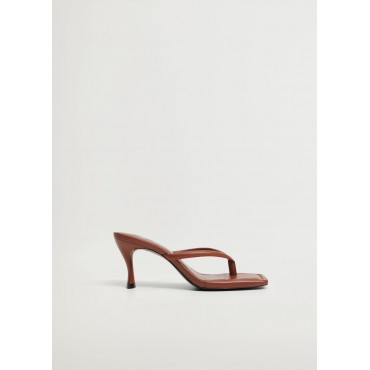 Heeled-leather-sandals