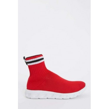 Thick Bottom Socks Sneaker